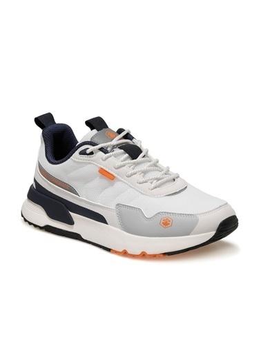 Lumberjack Port Erkek Sneaker Beyaz